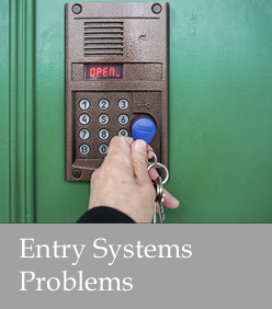 Entry Systems Problems